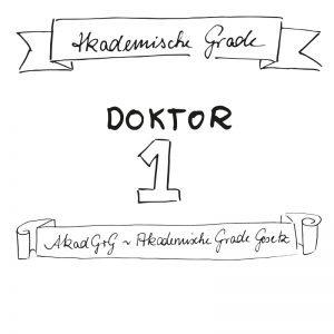 akademische Grade bikablo bachelor, master, doktor