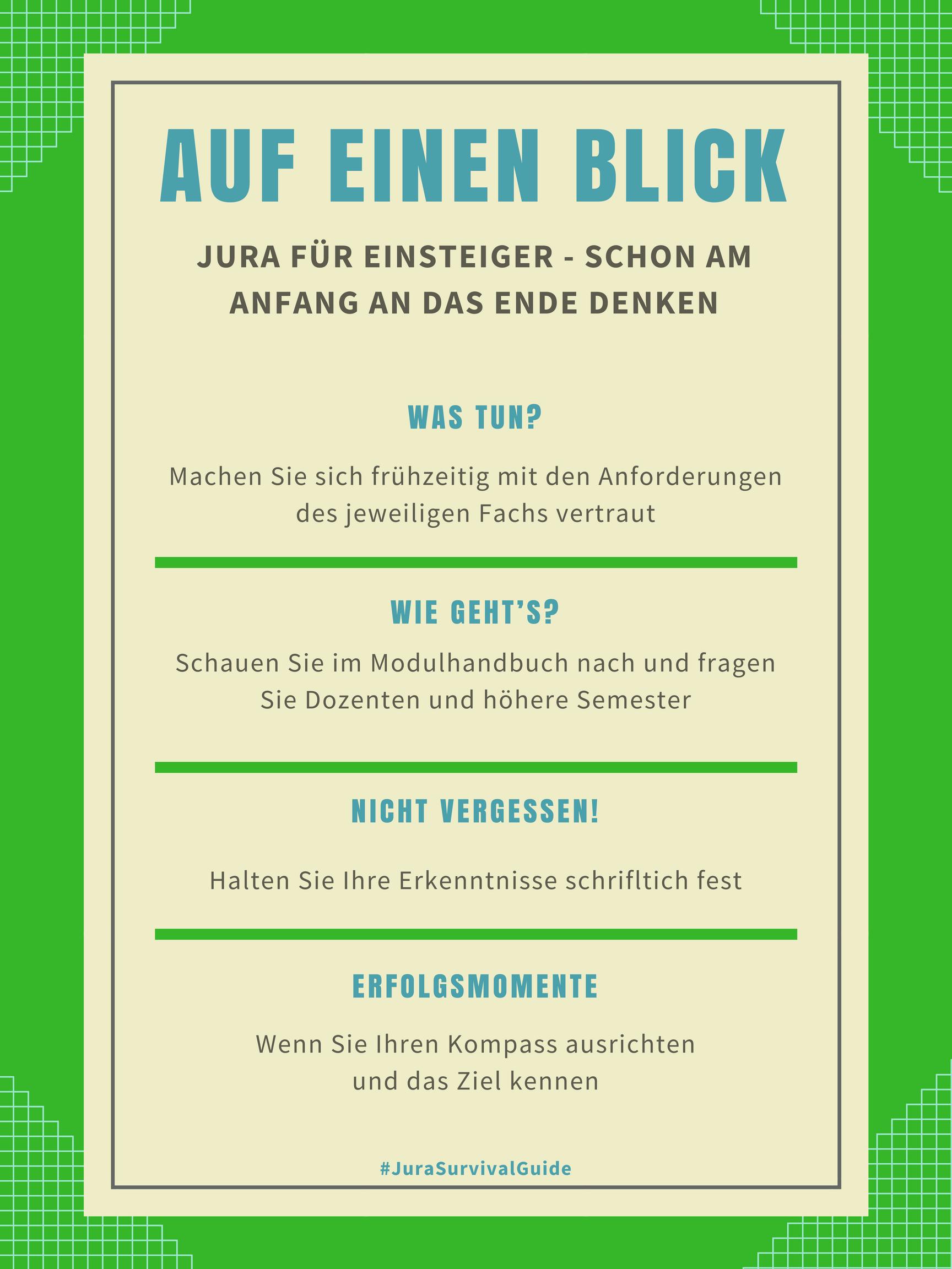 Gemütlich Jura Schule Wieder Ziel Zeitgenössisch - Entry Level ...