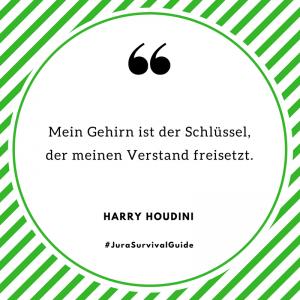 Zitat Houdini