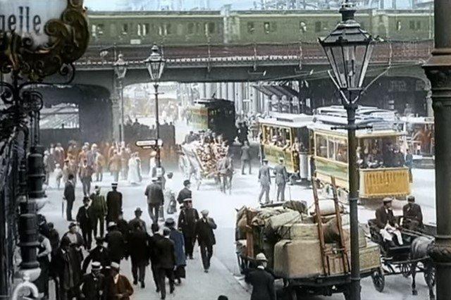 Berlin im Jahr 1900