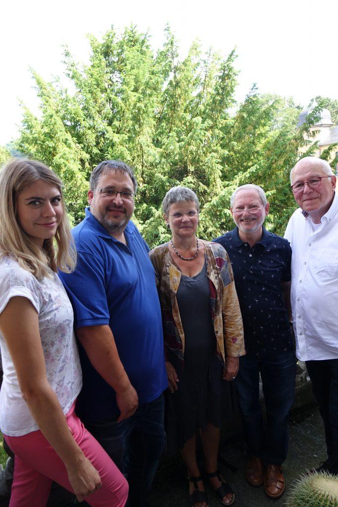 Team von VTTNetz und den ehrenamtlichen Technikberatern.