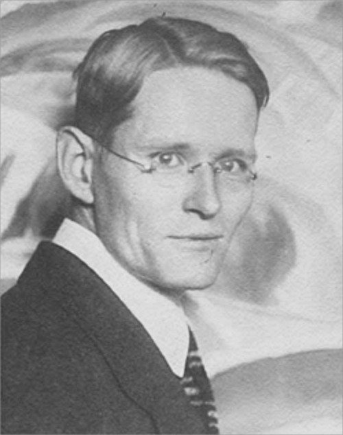 Hans Domizlaff als junger Werbeberater