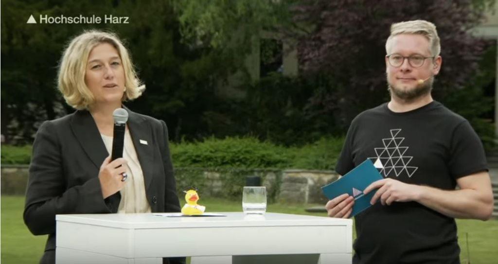 virtuelle Studieninformationstage der HS Harz